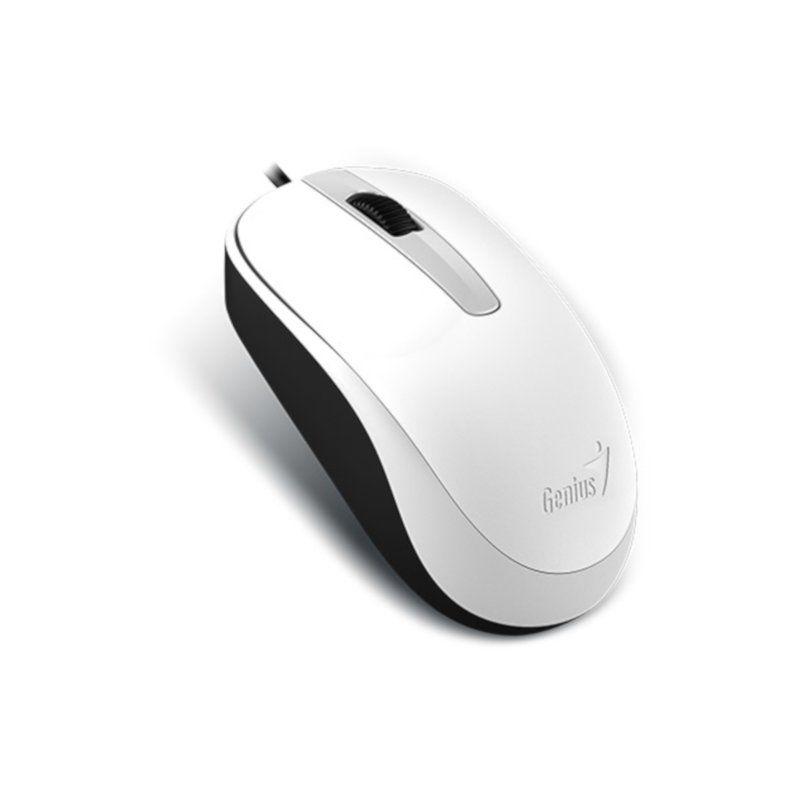 Мышь Genius DX-120 USB (31010105102) White купить