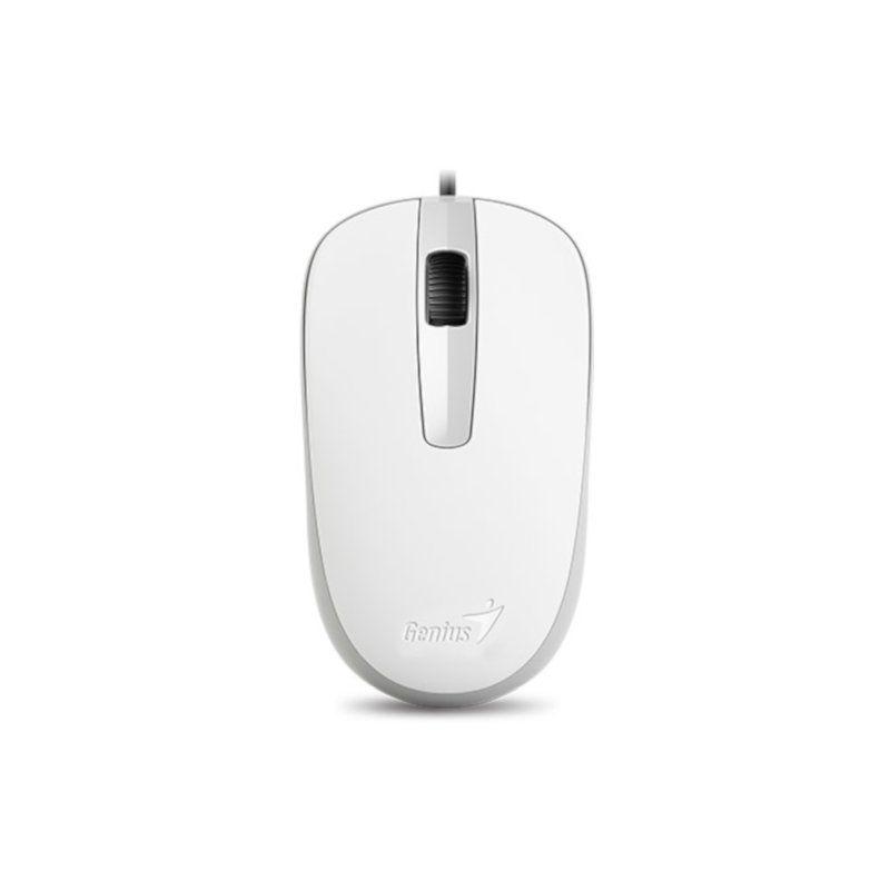 Мышь Genius DX-120 USB (31010105102) White