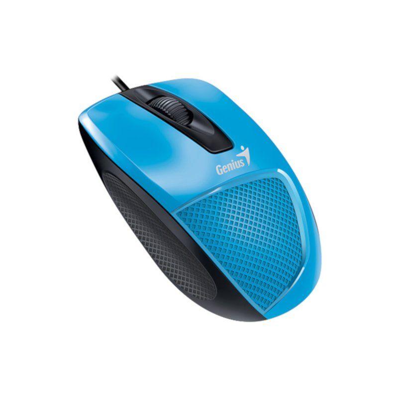 Мышь Genius DX-150X USB (31010231102) Blue/Black купить
