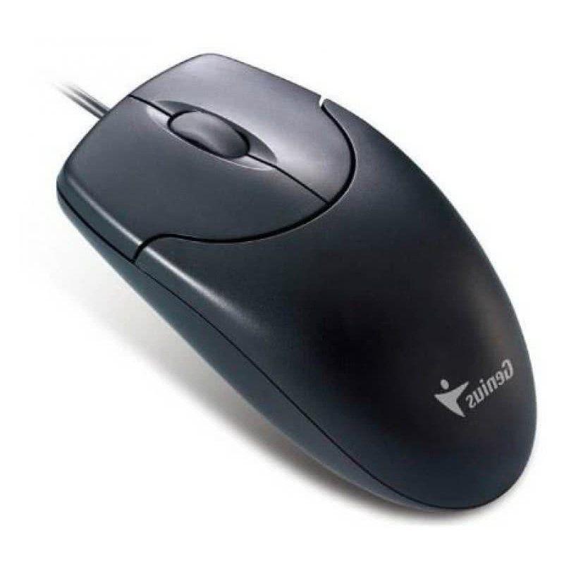 Мышь Genius NS-120 USB (31010235100) Black