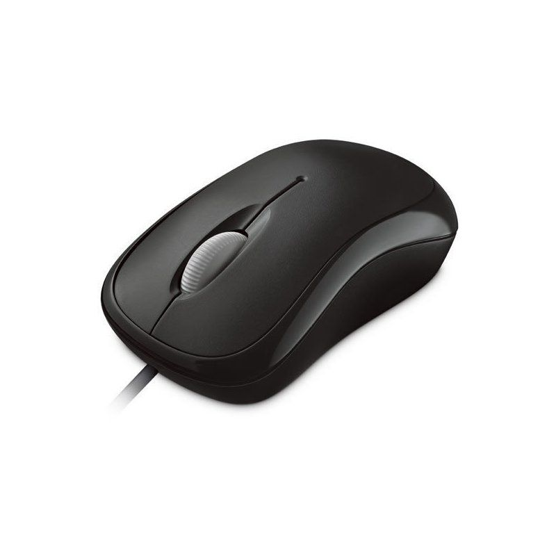 Мышь Microsoft Basic USB for Business (4YH-00007) Black купить