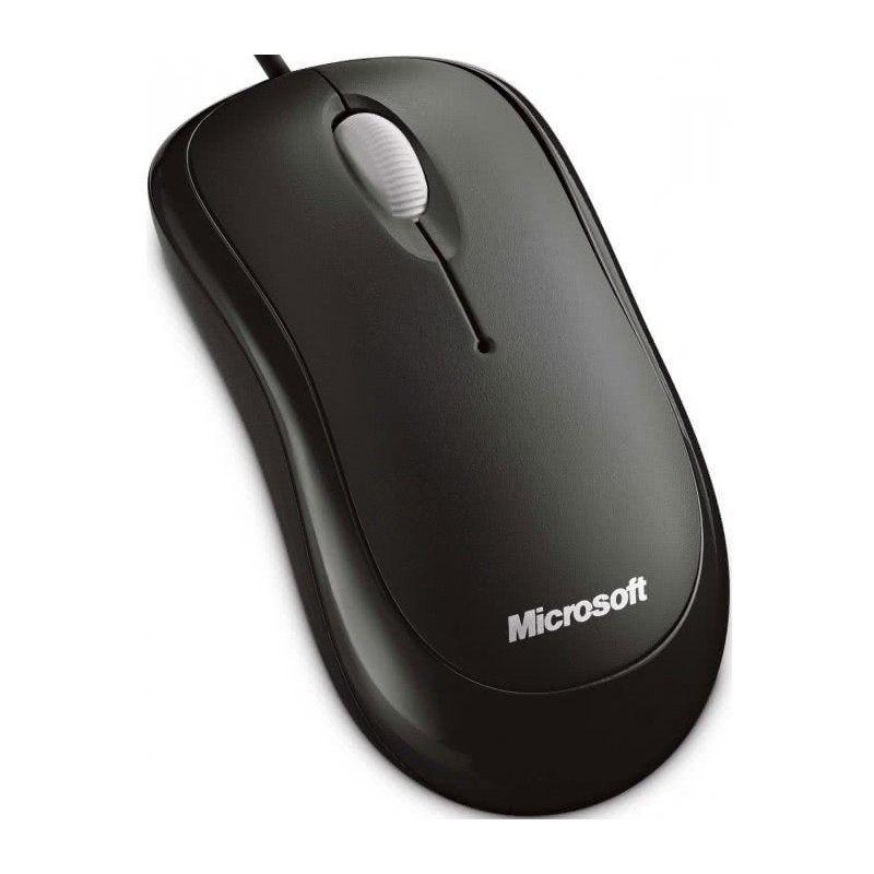 Мышь Microsoft Basic USB for Business (4YH-00007) Black