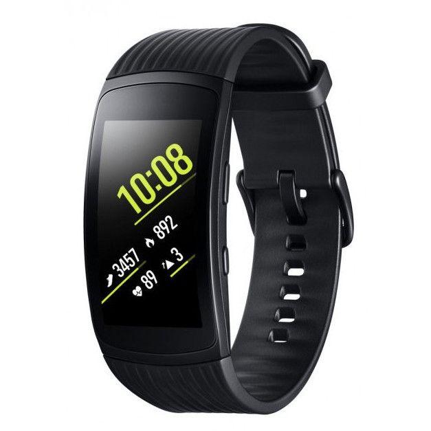 Фитнес-браслет Samsung SM-R365 Gear Fit2 Pro L (SM-R365NZKAXSA) Black
