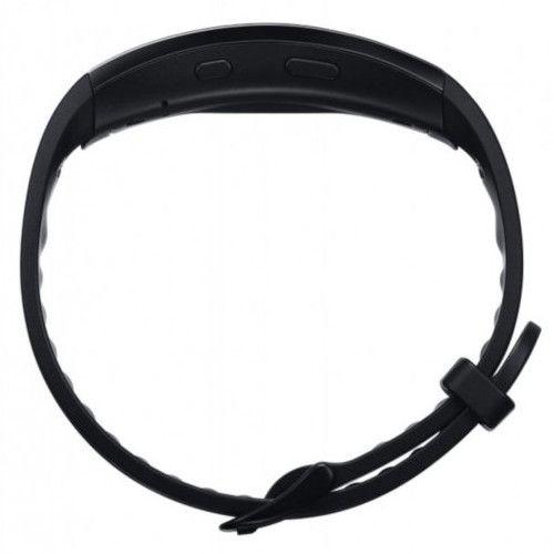 Фитнес-браслет Samsung SM-R365 Gear Fit2 Pro S (SM-R365NZKNXSA) Black недорого