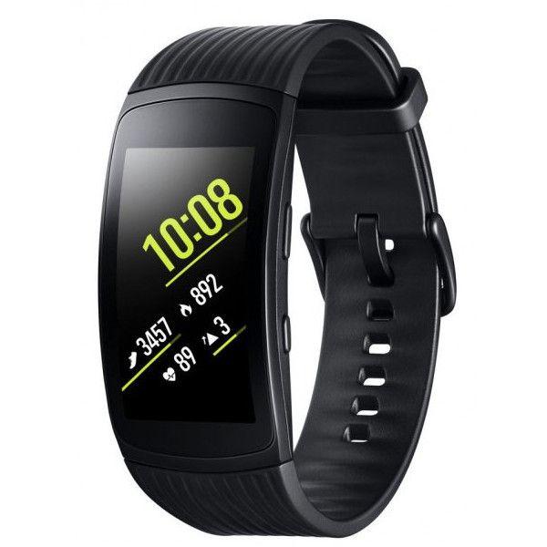 Фитнес-браслет Samsung SM-R365 Gear Fit2 Pro S (SM-R365NZKNXSA) Black