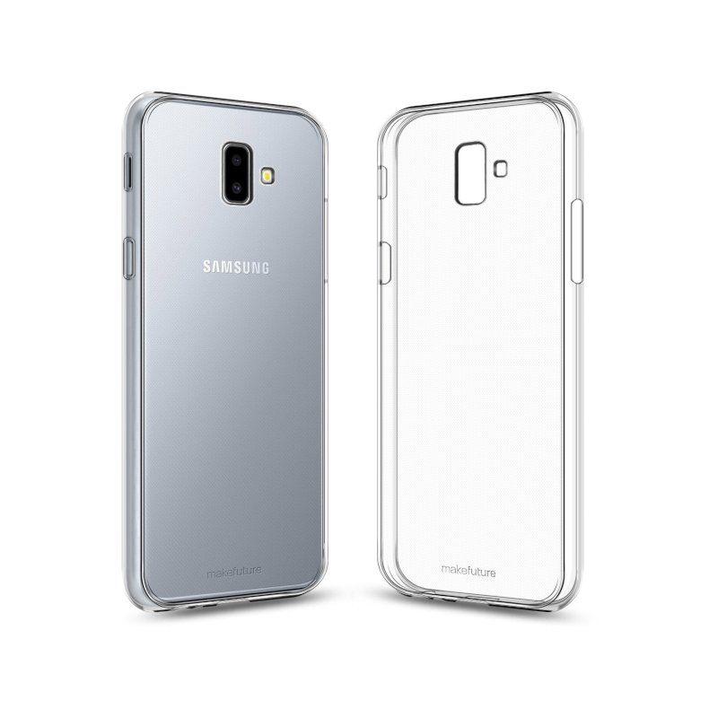 Чехол MakeFuture Air для Samsung Galaxy J6 Plus 2018 (Clear)