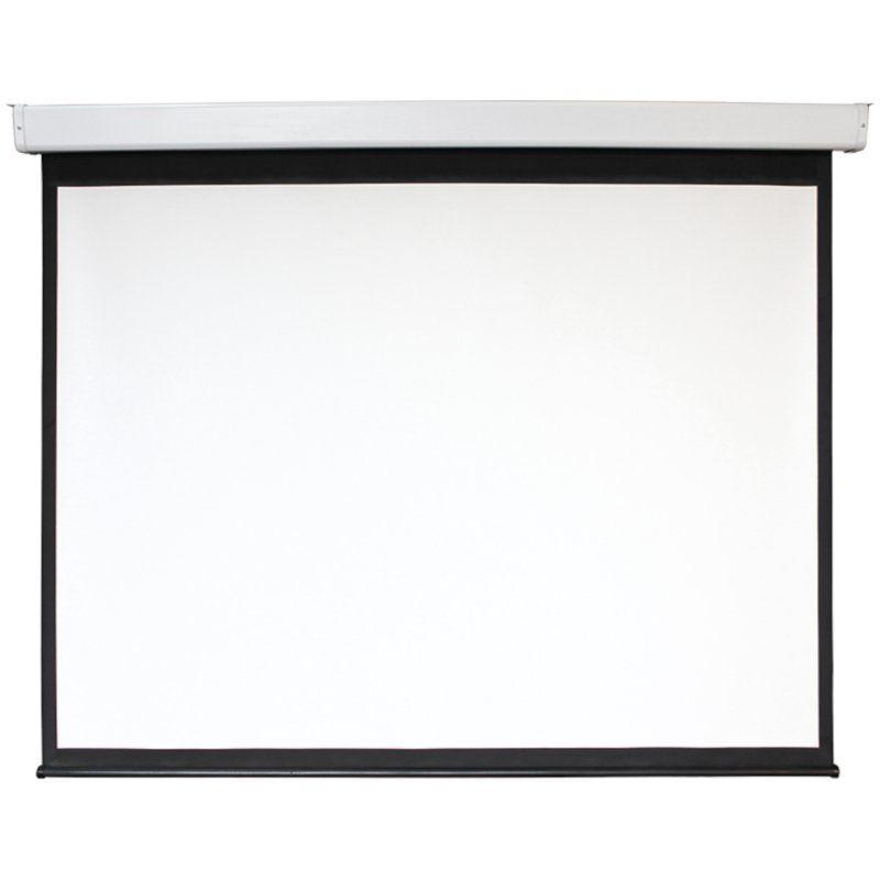 Экран для проектора подвесной моторизованный 2E 200