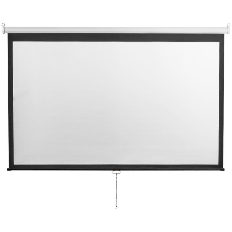 Экран для проектора подвесной 2E 90