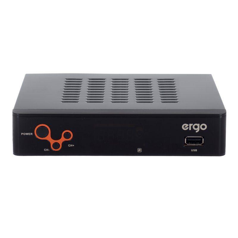 ТВ-ресивер Ergo DVB-T2 1638