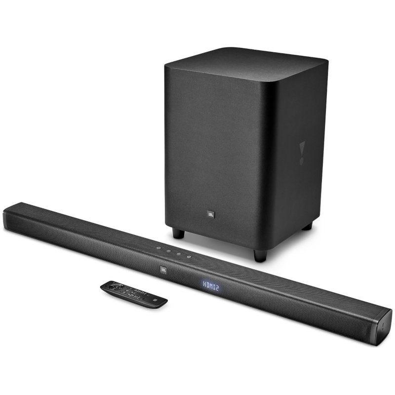 Саундбар JBL Bar 3.1 Black