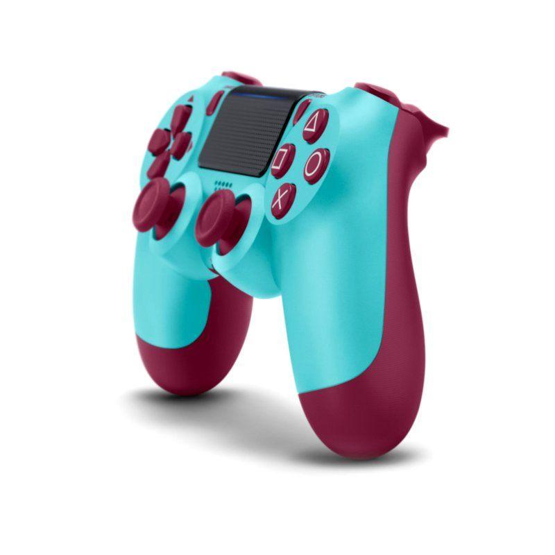 Беспроводной геймпад Sony PlayStation Dualshock v2 Berry Blue купить