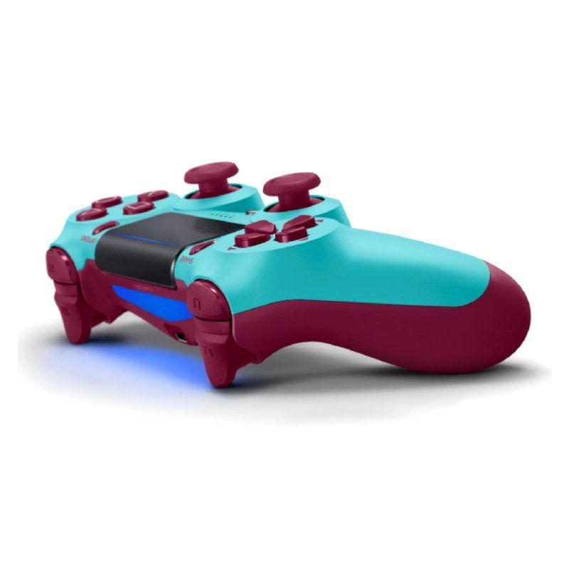 Беспроводной геймпад Sony PlayStation Dualshock v2 Berry Blue недорого