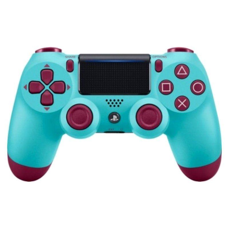 Беспроводной геймпад Sony PlayStation Dualshock v2 Berry Blue