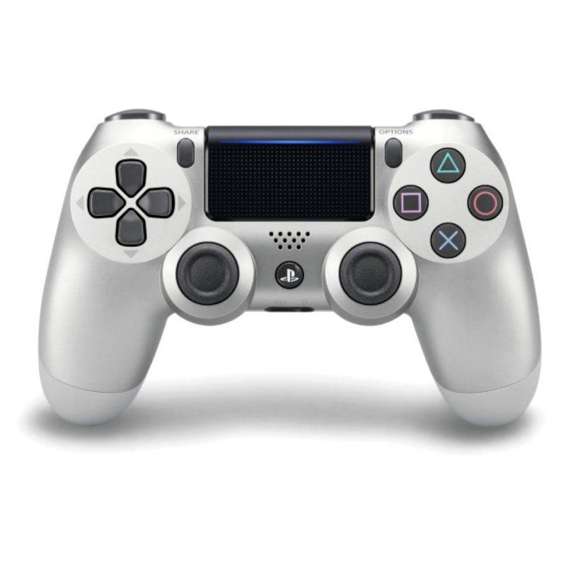 Беспроводной геймпад Sony PlayStation Dualshock v2 Cont Silver