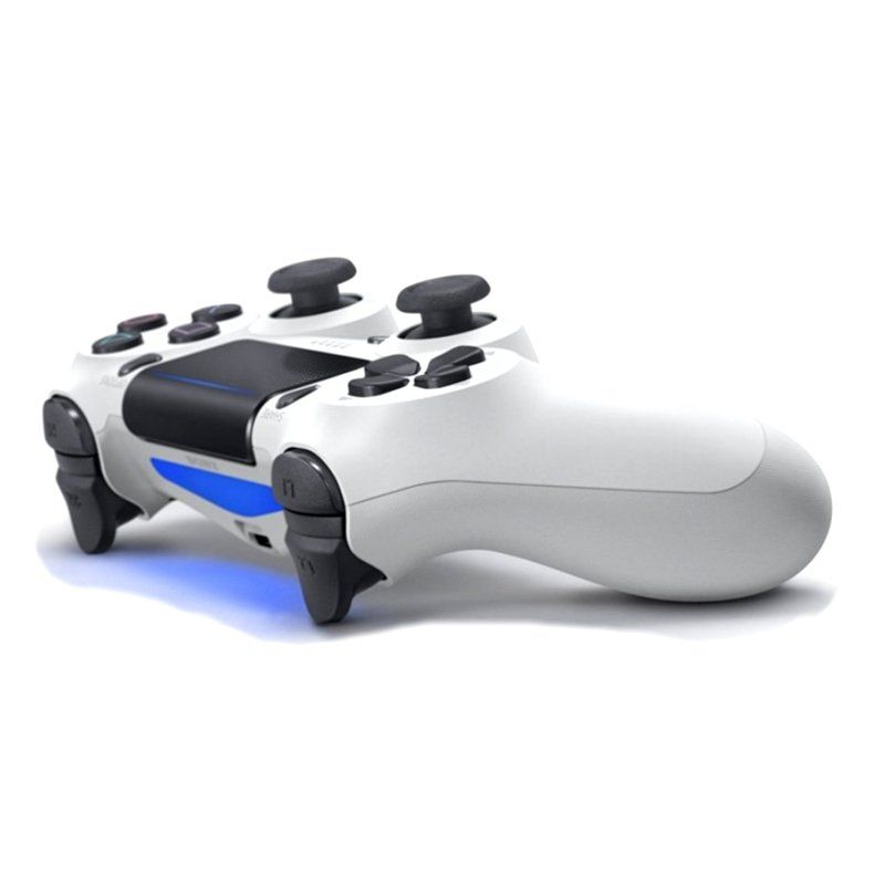 Беспроводной геймпад Sony PlayStation Dualshock v2 Glacier White в Украине