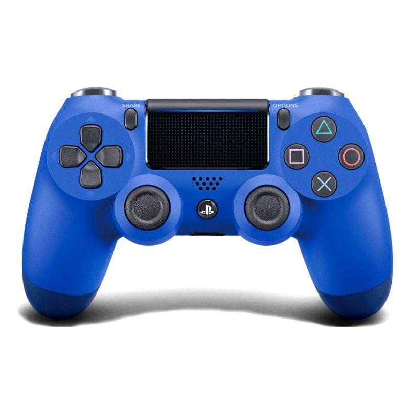 Беспроводной геймпад Sony PlayStation Dualshock v2 Wave Blue