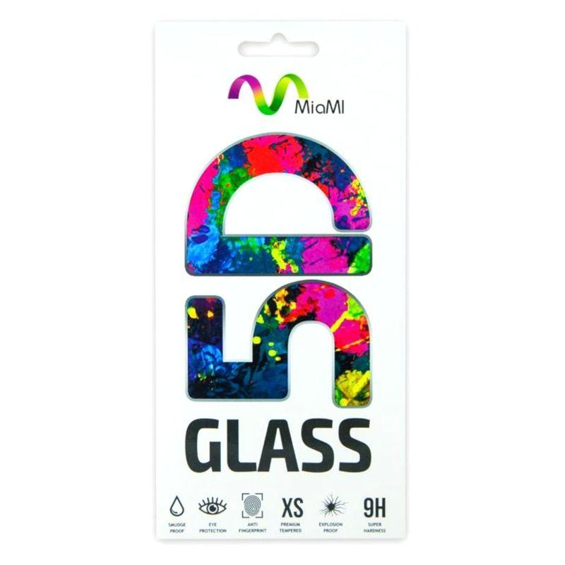Защитное стекло MiaMI 5D для Apple iPhone XR Black