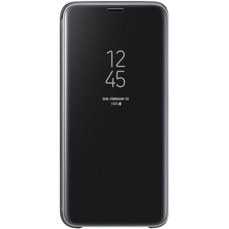 Чехол Samsung Clear View Standing для Galaxy S9 Black в Украине