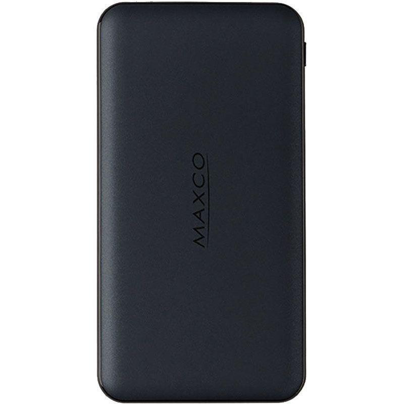 Портативный аккумулятор 8000mAh Maxco MR-8000 Razor IQ 2,1А Li-Pol Black