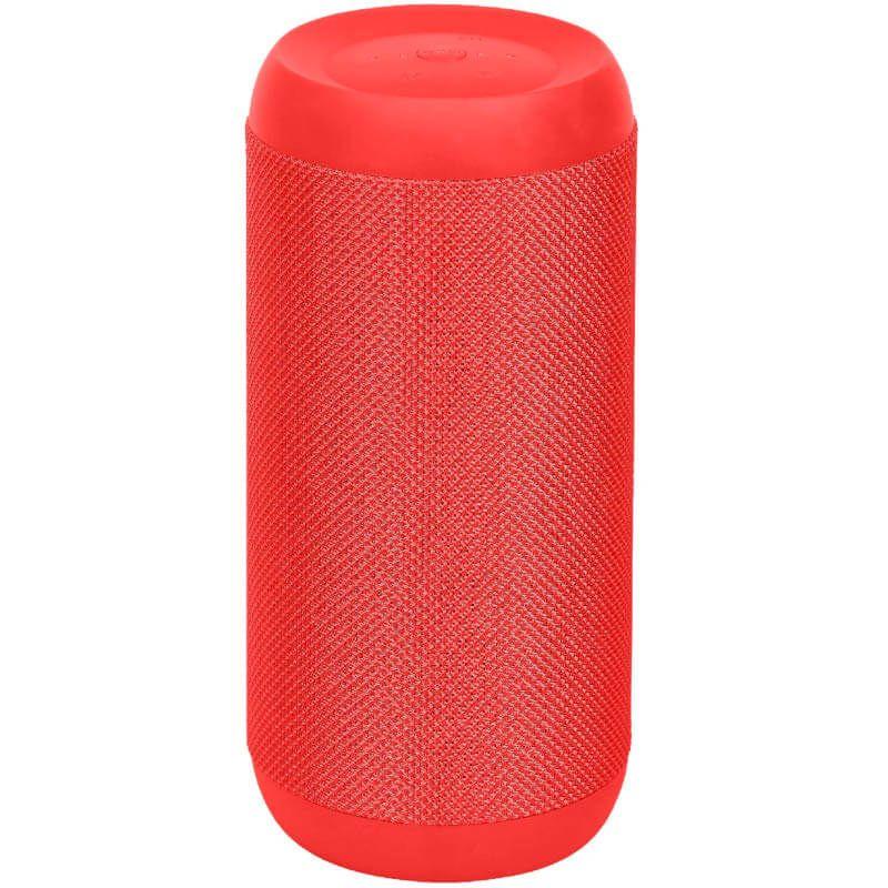 Портативная акустика Promate Bluetooth Silox Red