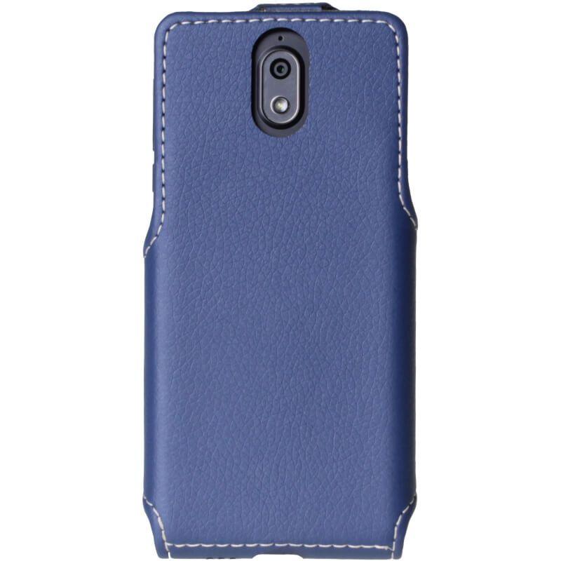 Чехол RedPoint Flip Case для Nokia 3.1 Blue купить