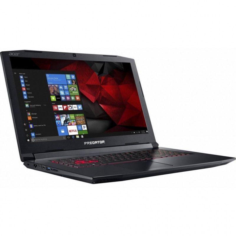 Ноутбук Acer Predator Helios 300 PH317-52-70QQ 17.3