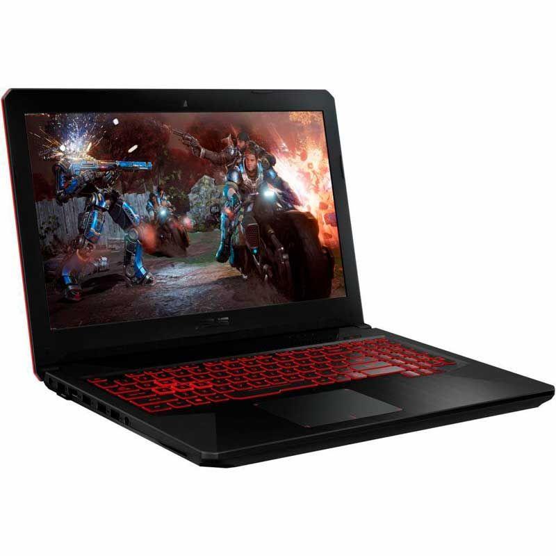 Ноутбук Asus TUF Gaming FX504GE-EN076T 15.6