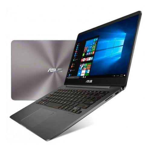 Ноутбук Asus ZenBook UX410UF-GV011T (90NB0HZ3-M00120) Quartz Gray купить