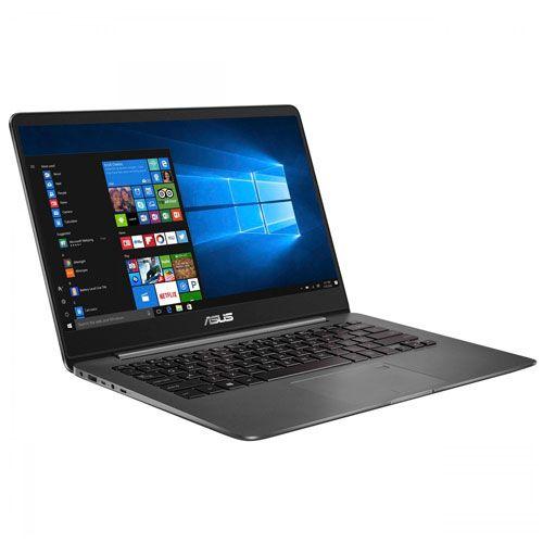 Ноутбук Asus ZenBook UX410UF-GV011T (90NB0HZ3-M00120) Quartz Gray