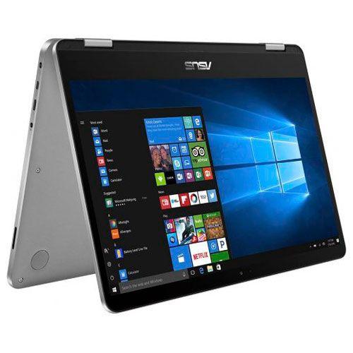 Ноутбук Asus VivoBook Flip 14 TP401MA-EC001T (90NB0IV1-M00010) Light Grey купить