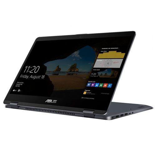 Ноутбук Asus VivoBook Flip 15 TP510UF-E8006T (90NB0IT1-M00090) Star Grey недорого