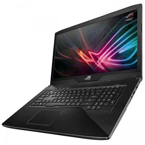 Ноутбук Asus ROG Strix GL703GE-EE025T (90NR00D1-M00280) Scar Gunmetal купить