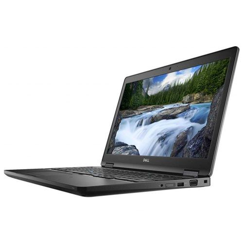 Ноутбук Dell Latitude 5491 N004L_U (N004L549114EMEA_U) Black купить