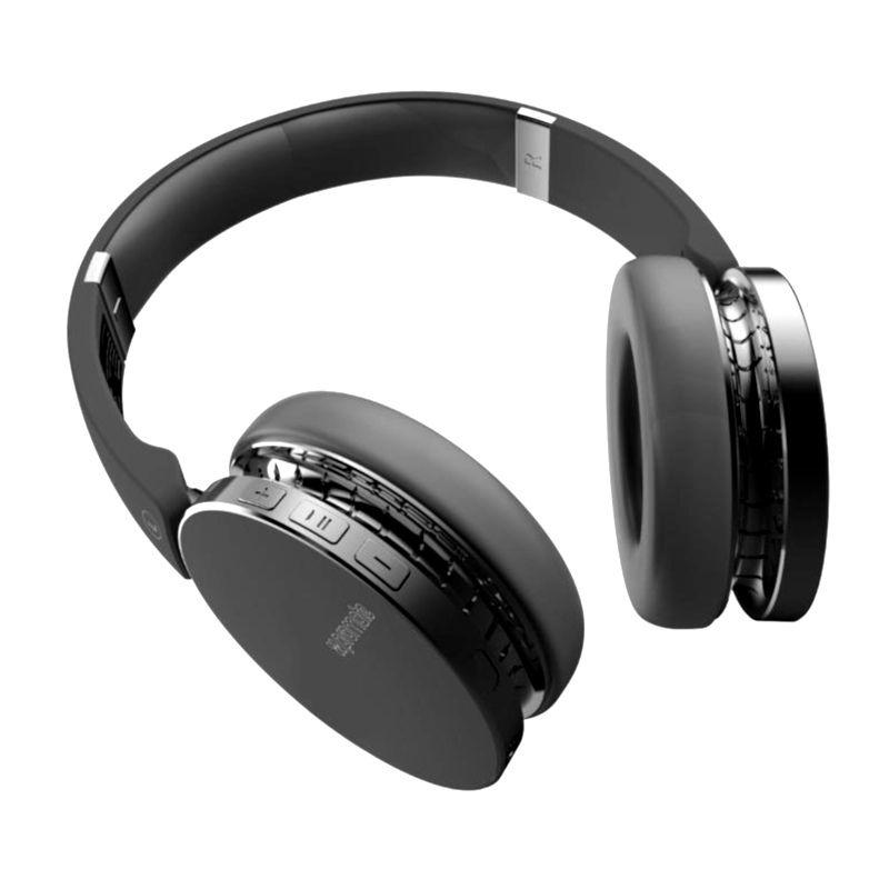 Гарнитура Promate Bluetooth Waves Black