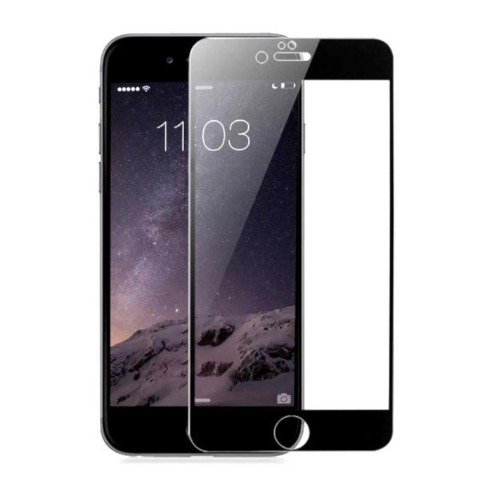 Защитное стекло iLera Eclat Full protection для Apple iPhone 7/8 Black