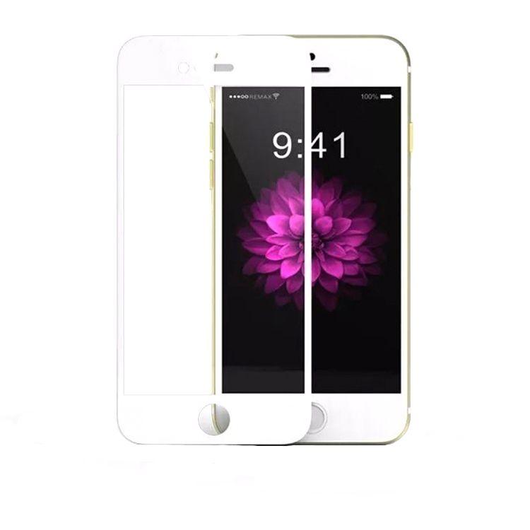 Защитное стекло iLera Eclat Full protection для Apple iPhone 7/8 White