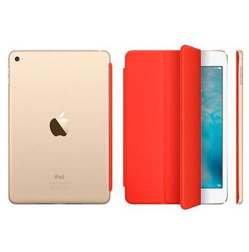 Чехол Apple Smart Cover для iPad mini 4 (MKM22) Orange купить