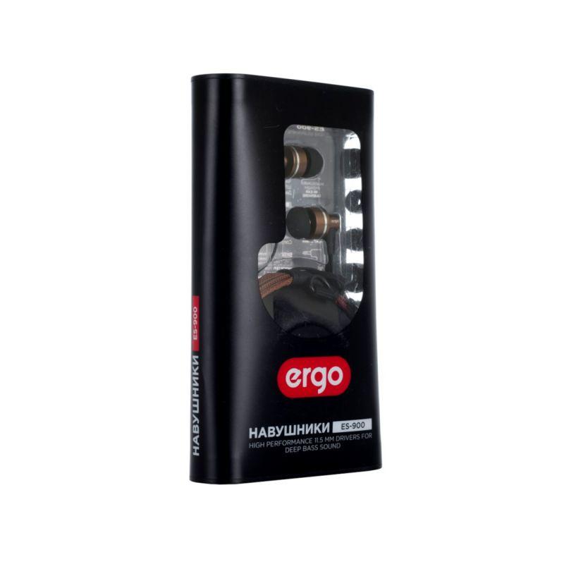 Гарнітура Ergo ES-900 Bronze в интернет-магазине