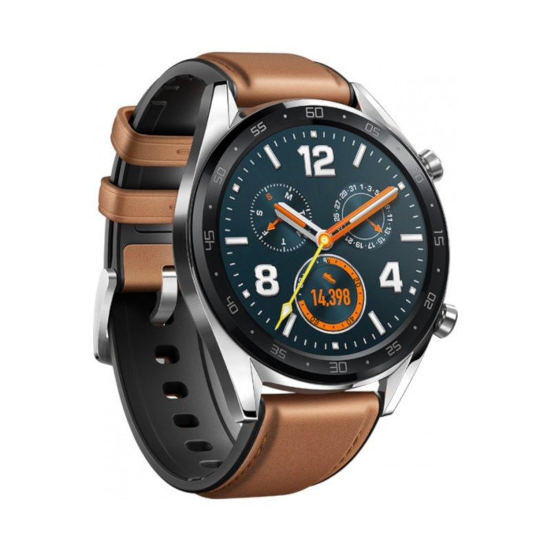 Смарт-часы Huawei Watch GT (FTN-B19S) Silver купить