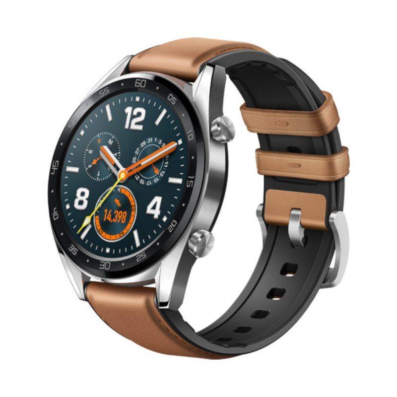 Смарт-часы Huawei Watch GT (FTN-B19S) Silver недорого