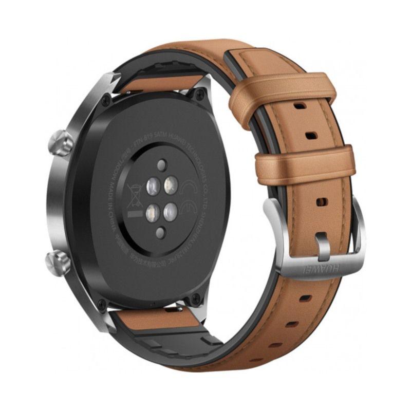 Смарт-часы Huawei Watch GT (FTN-B19S) Silver в Украине