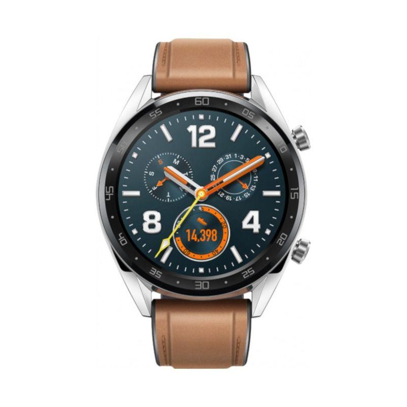 Смарт-часы Huawei Watch GT (FTN-B19S) Silver