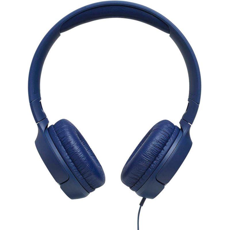 Гарнитура JBL T500 (JBLT500BLU) Blue