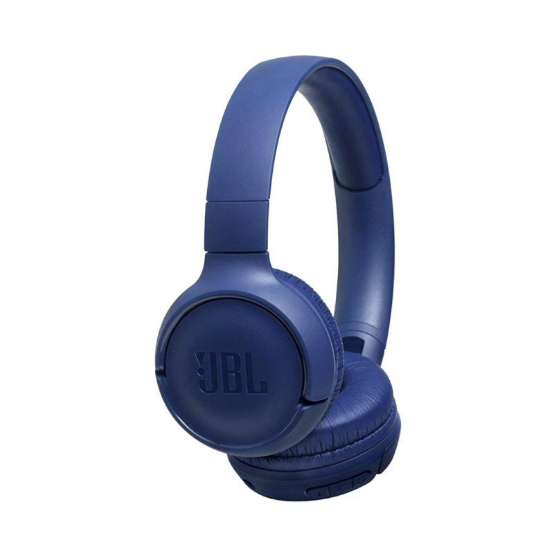 Гарнитура JBL T500BT (JBLT500BTBLU) Blue
