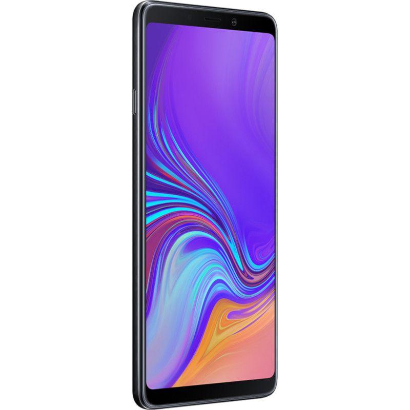 Смартфон Samsung Galaxy A9 2018 6/128GB Black в Украине