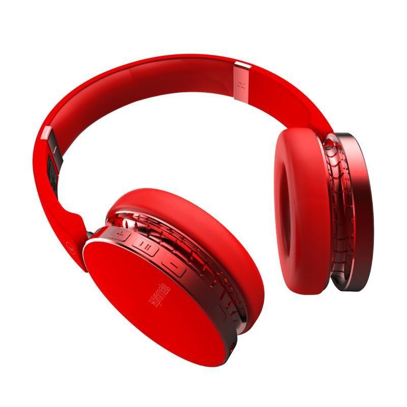Гарнитура Promate Bluetooth Waves Red