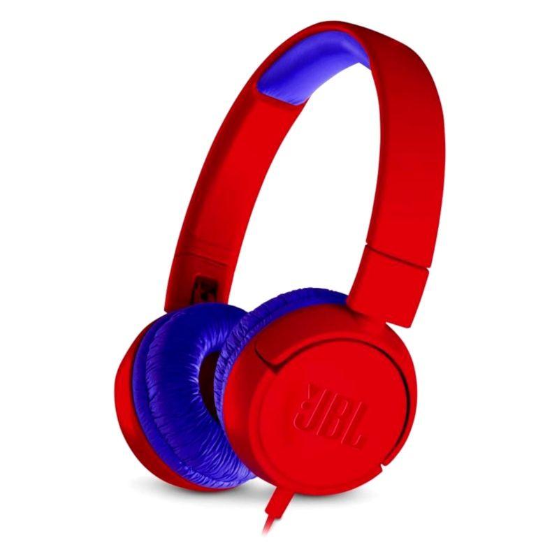 Наушники JBL JR300 (JBLJR300RED) Red