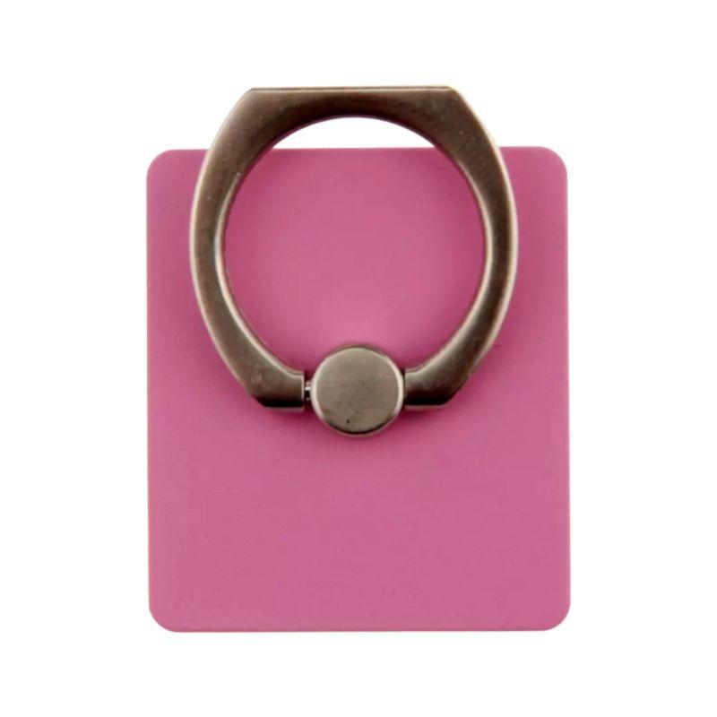 Автодержатель Ring Holder KickStand универсальный Smartphone Rose Gold