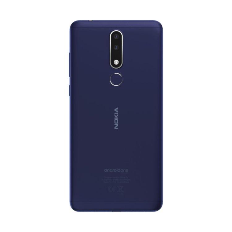 Смартфон Nokia 3.1 Plus Dual Sim (TA-1104) Indigo фото