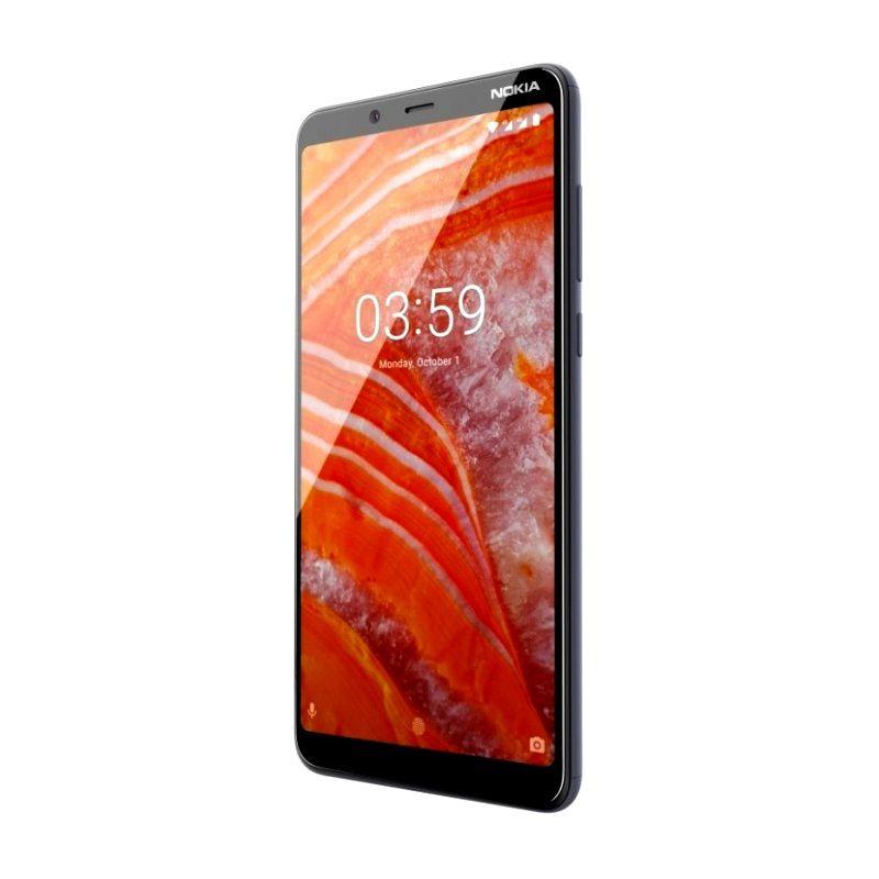 Смартфон Nokia 3.1 Plus Dual Sim (TA-1104) Marengo недорого